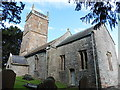 ST6157 : Cameley, St James by Dave Kelly