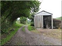 SS9209 : Barn near Ashilford by David Smith