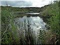 SM8613 : Slash Pond, Broad Haven by PAUL FARMER