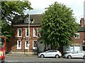 SJ9223 : William Salt Library, Eastgate, Stafford by Alan Murray-Rust