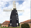 TL6071 : Downfield Windmill, Windmill Close, Downfields, Soham by Jo Turner