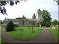 NU1019 : St Maurice, Eglingham - view from north by Stephen Craven