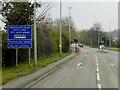 SJ3963 : Wrexham Road (A483), Chester by David Dixon
