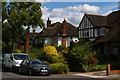 TQ2993 : Suburban houses, Meadway, Southgate by Christopher Hilton