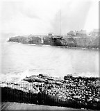 NZ3671 : Brown's Point and Brown's Bay, Whitley Bay by The late Miss I H Perkins