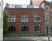 SJ9223 : Borough Hall, Eastgate Street, Stafford by Alan Murray-Rust