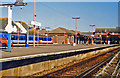 TQ0202 : Littlehampton station, 1997 by Ben Brooksbank