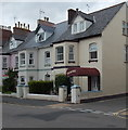 SX9980 : Clinton House, Exmouth by Jaggery