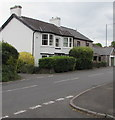 SO2414 : Crickhowell Road houses, Gilwern by Jaggery