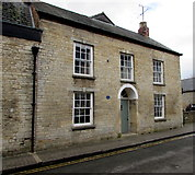 SP0202 : Grade II listed number 27 Gloucester Street, Cirencester by Jaggery