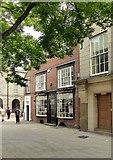 SJ9223 : 6 & 7 Market Square, Stafford by Alan Murray-Rust