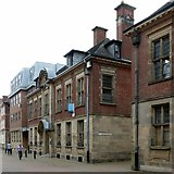 SJ9223 : 16 Martin Street, Stafford by Alan Murray-Rust