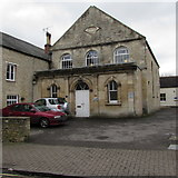 SP0202 : Grade II listed Barton Hall, Gloucester Street, Cirencester by Jaggery
