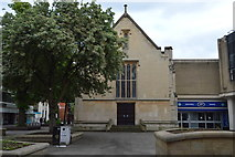 TL0449 : Bedford Modern School (frontage) by N Chadwick