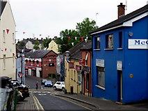 H4472 : Bunting, Church Hill, Omagh by Kenneth  Allen