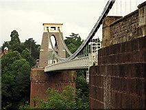 ST5673 : Clifton Suspension Bridge by Jonathan Billinger