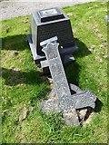 SD4964 : St Wilfrid, Halton: churchyard (1) by Basher Eyre