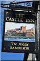 NU1734 : The Castle Inn, Bamburgh by John Myers