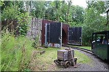 SJ6903 : Blists Hill Victorian Town - fireclay mine by Chris Allen
