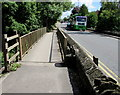 ST6982 : Footbridge over the Frome, Yate by Jaggery