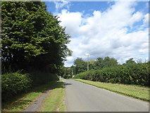SK9224 : Old Post Lane, Colsterworth by Marathon