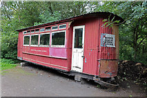 SJ6903 : Blists Hill Victorian Town - Gospel Car & Sunday School by Chris Allen