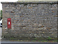 SE2669 : Postbox, Moor Lane, Aldfield  by Stephen Craven