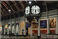 TQ2681 : Clock, Paddington Station by N Chadwick