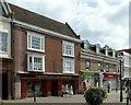SJ9223 : 21 – 23 Greengate Street, Stafford by Alan Murray-Rust