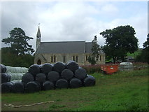 NY9038 : St. Andrews Church, Westgate  by JThomas
