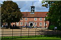 TQ1478 : Former stables block at Osterley Park House by David Martin