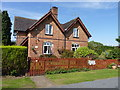 SO8568 : Bassage Cottages, Elmley Lovett by Jeff Gogarty
