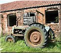 TM4099 : Old Fordson tractor by Evelyn Simak