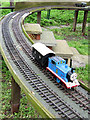SP9315 : Thomas the Tank Engine at Pitstone Green Museum by Chris Reynolds