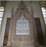 SD6279 : Holy Trinity, Casterton: Carus Wilson family memorial (ii) by Basher Eyre