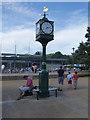 TA1231 : East Park - clock by Stephen Craven