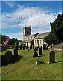 SK9324 : St John the Baptist Church, Colsterworth by Neil Theasby
