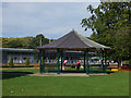 TA1131 : East Park - bandstand by Stephen Craven
