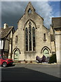SP1114 : Former Congregational Church, Northleach by Richard Law