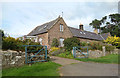 NU0624 : Houses at Hepburn by Des Blenkinsopp