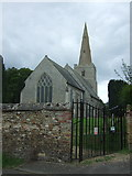 TL7388 : The Church of St James, Hockwold cum Wilton  by JThomas