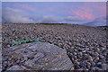 NF6402 : Pebbly beach at Bruach Bearnasdale by Mick Garratt