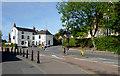 SO8898 : A454 Bridgnorth Road in Compton, Wolverhampton by Roger  Kidd