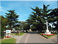 TQ4683 : Rippleside Cemetery, near Barking by Malc McDonald