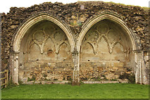 SE7365 : Kirkham Priory, Laver by Richard Croft