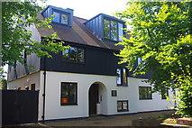 TL4359 : Pinchin Riley House by Ben Harris