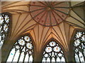 SE6052 : Chapter House ceiling by James Allan