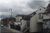 J4569 : Buildings in Killinchy Street, Comber by Eric Jones