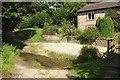 ST6604 : Ford by Keeper's Cottage, Minterne Magna by Derek Harper