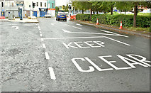 J3674 : EWAY work, Albertbridge Road, Belfast (September 2017) by Albert Bridge